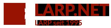 LARP.net – LARP seit 1995 Logo